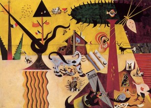 The Surrealistic Art of Transcendence: Why Does Abstract Art Comfort Us?