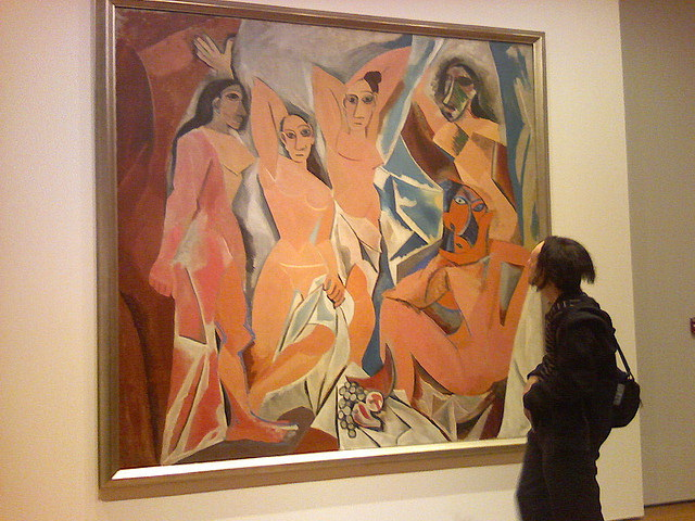 Need to Feel a Sense of Reward? Try Looking at Art
